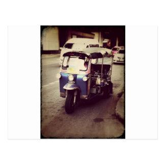 ¿Taxi Postal