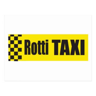 Taxi Rottweiler Postal