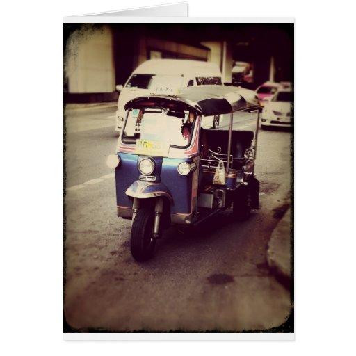 ¿Taxi? Tarjetón