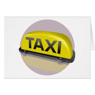 taxi tarjetón
