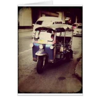 ¿Taxi? Tarjeta De Felicitación