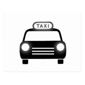 Taxi Tarjetas Postales