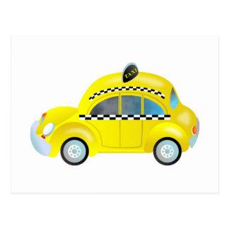 Taxi Tarjeta Postal