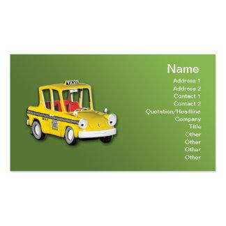 Taxi Tarjetas Personales