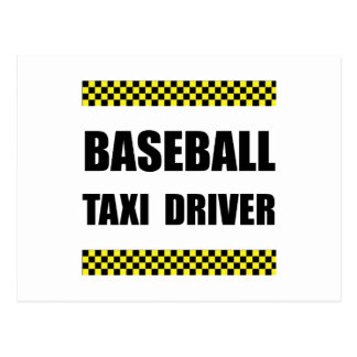 Taxista del béisbol postal