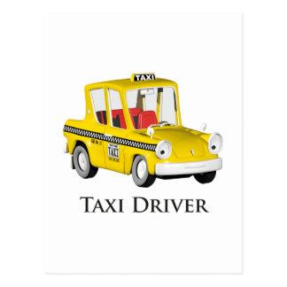 Taxista Tarjetas Postales