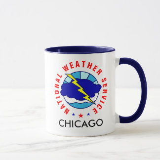 Taza #05 de NWS Chicago