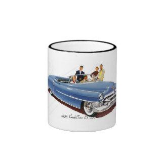Taza 1953 del EL Dorado de Cadillac