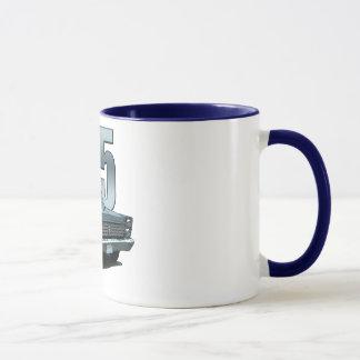Taza 1965 de café del cometa de Mercury