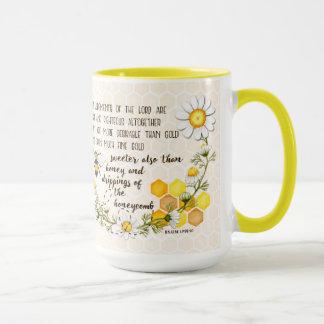 Taza 19:9 del salmo - 10 más dulces que la miel