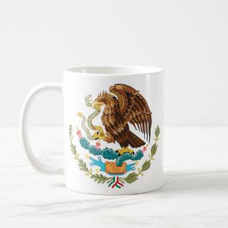 Taza 2010 de Cinco de Mayo Coffe del escudo de arm