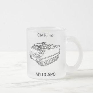 Taza 2011 de CMR M113