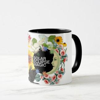 Taza 2017 de café celestial del vintage del