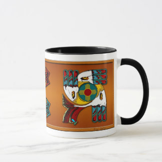 Taza 3 Eagles calvos