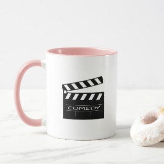 Taza Acción - película de la comedia