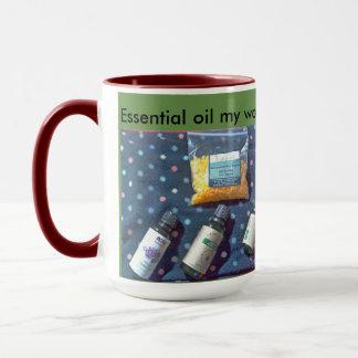 Taza Aceites esenciales