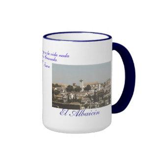 taza Albaicín Granada