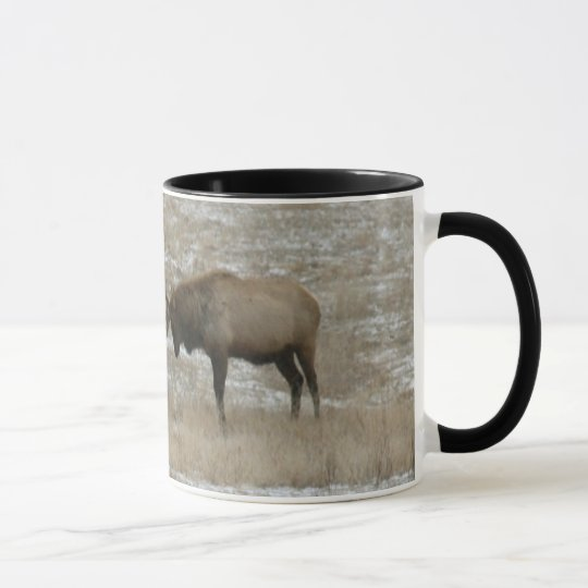 Taza Alces Sparring