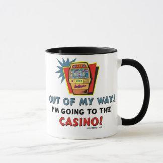 Taza Amantes del casino