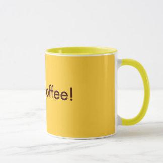 Taza ¡amo el café!