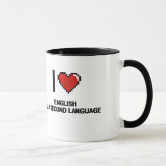 Taza Amo inglés como segundo diseño de Digitaces de la