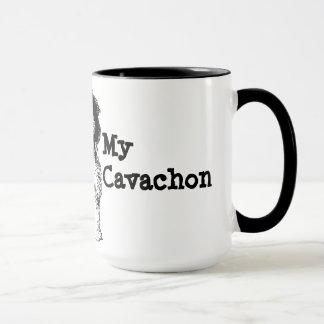 Taza Amo mi Cavachon