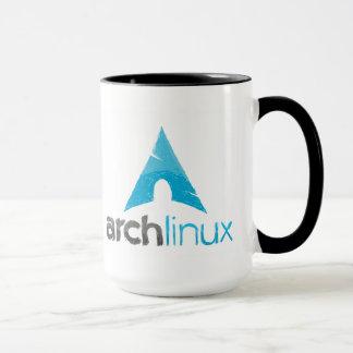 Taza Arch linux/ÑU freedom mug