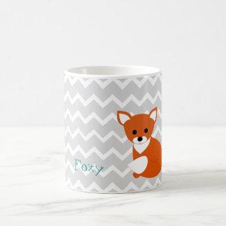 Taza astuta del Fox