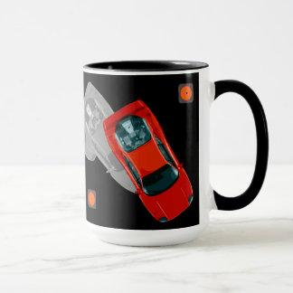 Taza AUTOX-Rojo
