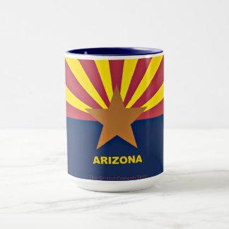 Taza Bandera de Arizona