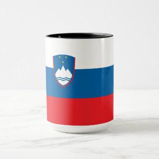Taza Bandera de Eslovenia