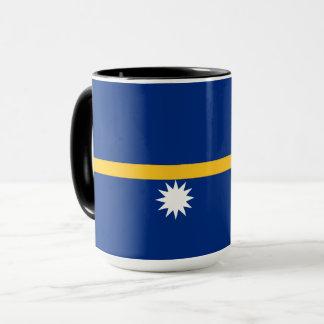 Taza Bandera de Nauru