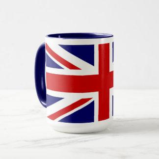 Taza Bandera de Union Jack del Reino Unido