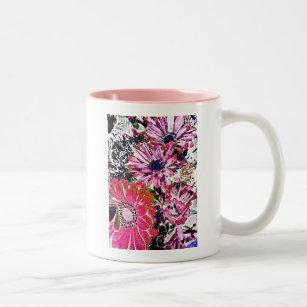 Tazas Arreglo Floral Zazzlees