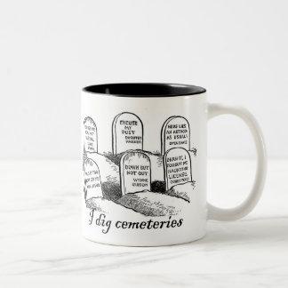 Taza Bicolor Cavo cementerios