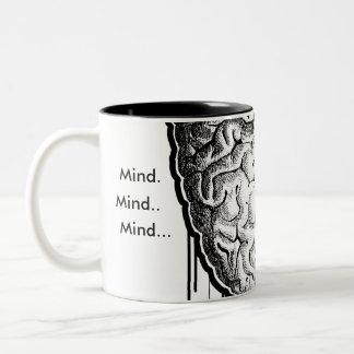 Taza Bicolor Cerebro