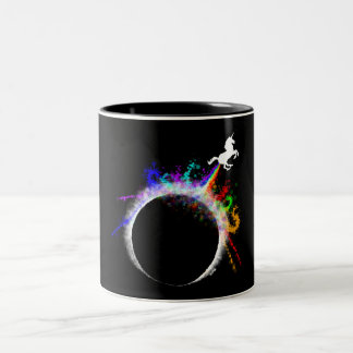 Taza Bicolor Eclipse totalmente mágico