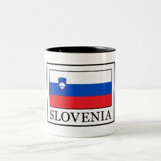 Taza Bicolor Eslovenia