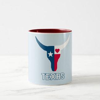 Taza Bicolor I Texas love. EE.UU. América