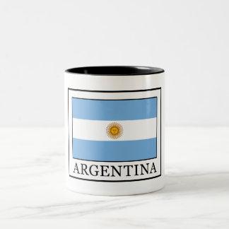 Taza Bicolor La Argentina