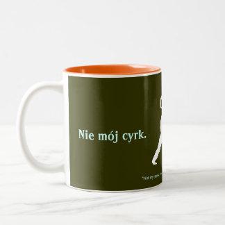 Taza Bicolor Proverbio polaco