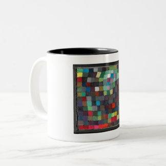 Taza Bicolor Puede representar, por Paul Klee, 1925
