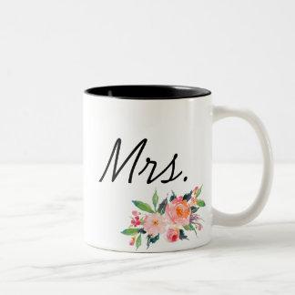 Taza Bicolor Señora Mug