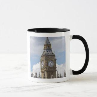 Taza Big Ben y casas del parlamento, Londres,