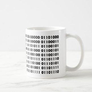 taza binaria