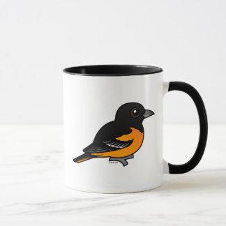 Taza Birdorable Baltimore Oriole