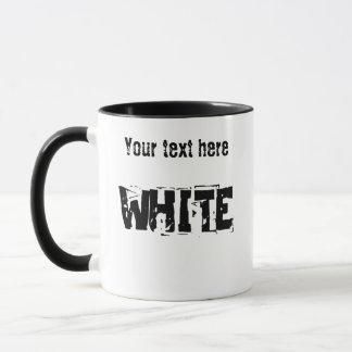 Taza Blanco y negro
