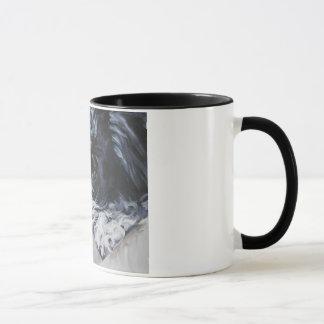 taza blanco y negro havanese