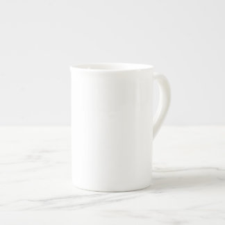 Taza Bone China Personalizada