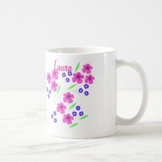 Taza bonita con nombre